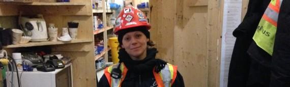 Les femmes et l'industrie de la construction
