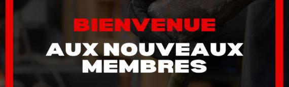 Bienvenue aux 570 nouveaux membres !!! / Maraudage 2020
